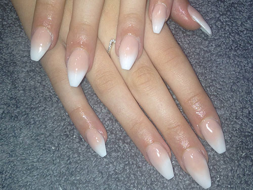Acrylic Nails at The House Hair & Beauty